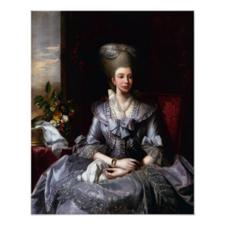 Queen Charlotte Poster