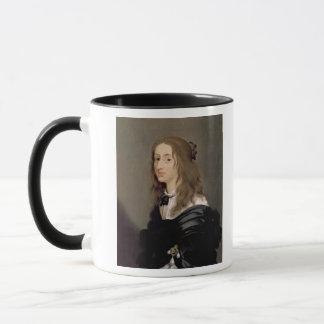 Queen Christina of Sweden  1652 Mug