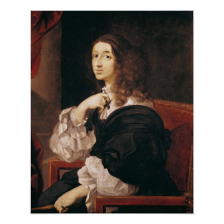 Queen Christina of Sweden Poster