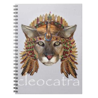 Queen CleoCATra Notebook