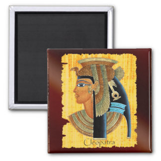 "Queen""Cleopatra"" Ancient Egyptian Art Magnets"