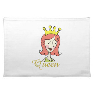 QUEEN CLOTH PLACEMAT