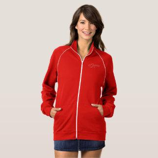 Queen Clothing California Fleece Track Jacket