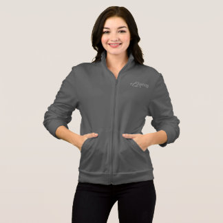 Queen Clothing California Fleece Zip Jogger Jacket