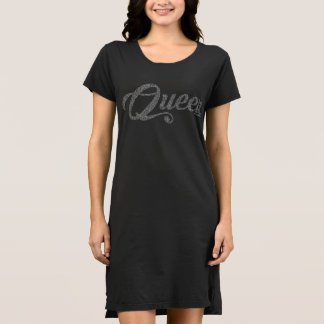 Queen Clothing Dress