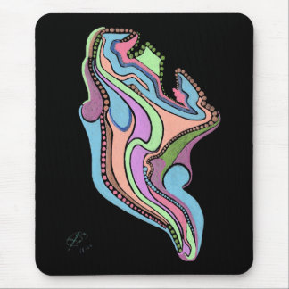 Queen Conch Mouse Pad