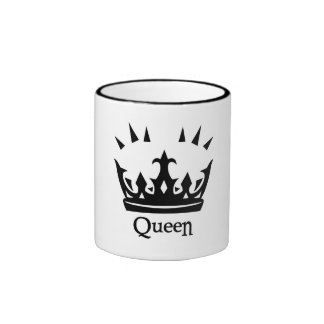 Queen Crown Coffee Mug