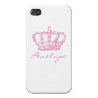 Queen Crown iPhone Case iPhone 4/4S Covers