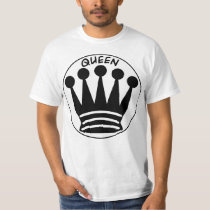 Queen Crown T Shirt