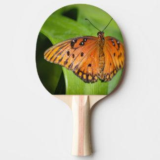 Queen Danaus Gilippus Ping-Pong Paddle