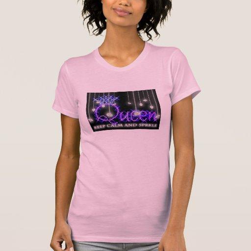 Queen Diamonds T-shirt