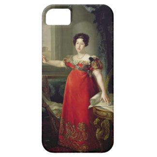 Queen Dona Maria Isabel de Braganza, 1829 (oil on iPhone SE/5/5s Case