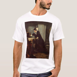 Queen Elisabeth Signs the Condemnation to Death to T-Shirt
