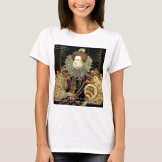 Queen Elizabeth 1 Love/Honour Love Quote Gifts T-Shirt
