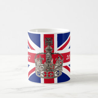 Queen Elizabeth 60 Year Jubilee Coffee Mug
