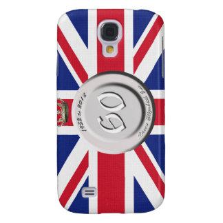 Queen Elizabeth 60 Year Jubilee Galaxy S4 Case