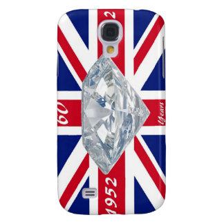 Queen Elizabeth 60 Year Jubilee Galaxy S4 Cover