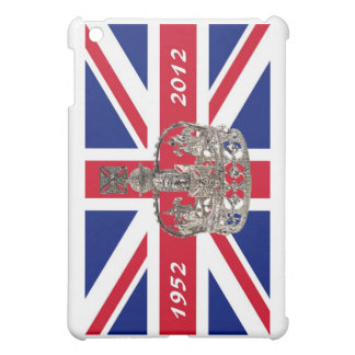 Queen Elizabeth 60 Year Jubilee iPad Mini Cases