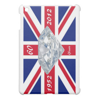 Queen Elizabeth 60 Year Jubilee iPad Mini Cover