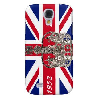 Queen Elizabeth 60 Year Jubilee Samsung Galaxy S4 Cover