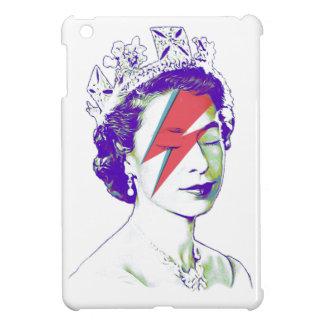 Queen Elizabeth | Aladdin Sane iPad Mini Cases