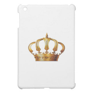 Queen Elizabeth Crown ipad shell Cover For The iPad Mini