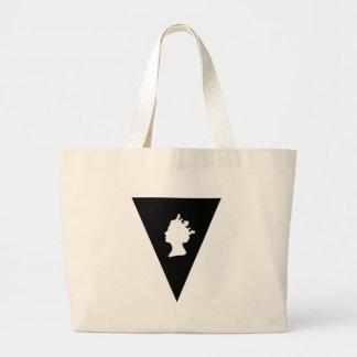 queen elizabeth diamond jubilee tote bags