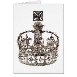 Queen Elizabeth Diamond Jubilee Card