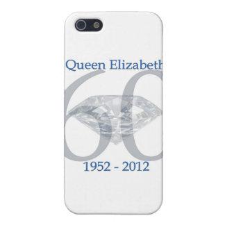 Queen Elizabeth Diamond Jubilee Cover For iPhone SE/5/5s