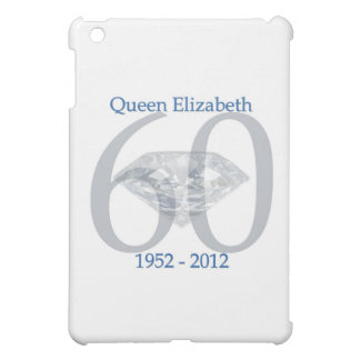 Queen Elizabeth Diamond Jubilee iPad Mini Case