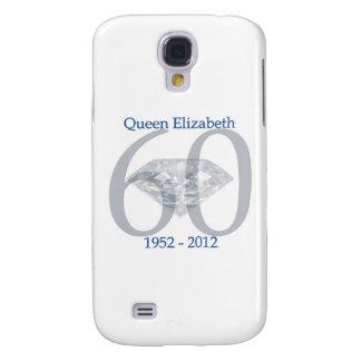 Queen Elizabeth Diamond Jubilee Samsung S4 Case