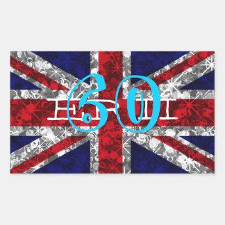 Queen Elizabeth Diamond Jubilee sticker