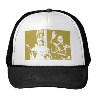 Queen Elizabeth Golden Jubilee Retro Trucker Hat