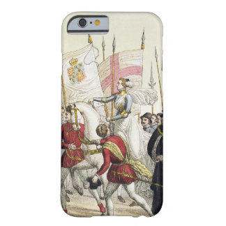 Queen Elizabeth I (1530-1603) Rallying the Troops iPhone 6 Case
