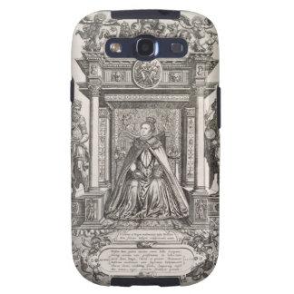 Queen Elizabeth I (1533-1603) as Patron of Geograp Galaxy SIII Case