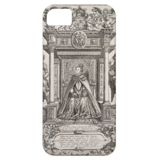 Queen Elizabeth I (1533-1603) as Patron of Geograp iPhone SE/5/5s Case