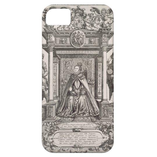 Queen Elizabeth I (1533-1603) as Patron of Geograp iPhone SE/5/5s Case