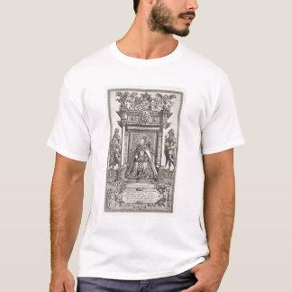 Queen Elizabeth I (1533-1603) as Patron of Geograp T-Shirt