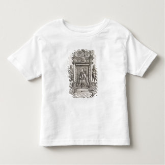 Queen Elizabeth I (1533-1603) as Patron of Geograp Toddler T-shirt
