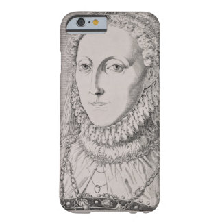Queen Elizabeth I (1533-1603), c.1572-75 (engravin Barely There iPhone 6 Case