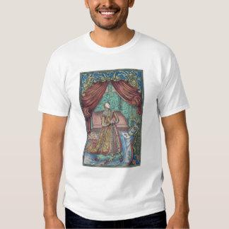 Queen Elizabeth I at Prayer, frontispiece T-Shirt