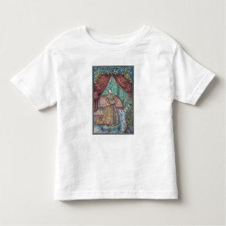 Queen Elizabeth I at Prayer, frontispiece Toddler T-shirt