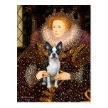 Queen Elizabeth I - Boston T #1 Post Card