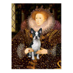 Queen Elizabeth I - Boston T #1 Postcard