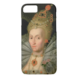 Queen Elizabeth I (bust length portrait) (see also iPhone 7 Case