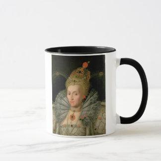 Queen Elizabeth I (bust length portrait) (see also Mug