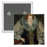 Queen Elizabeth I, c.1585-90 Button