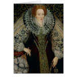 Queen Elizabeth I, c.1585-90 Card