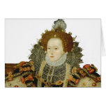 Queen Elizabeth I Card