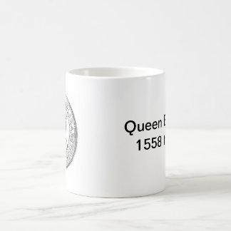 Queen Elizabeth I - Coin Mug